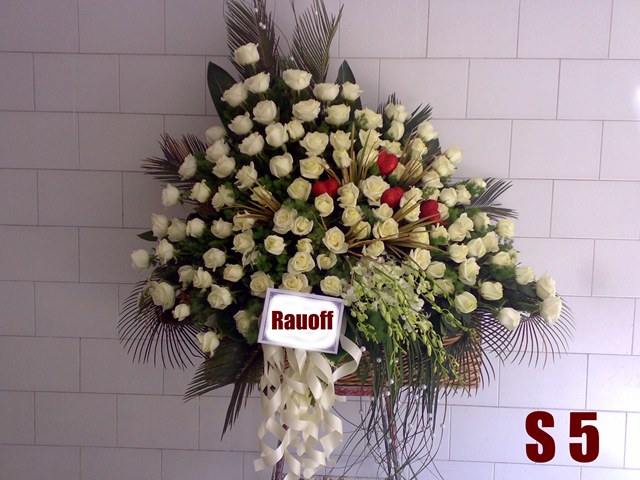 فروش تاج گل ختم و تاج گل ترحیم