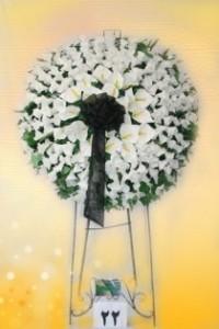 تاج گل خیریه یک طبقه
