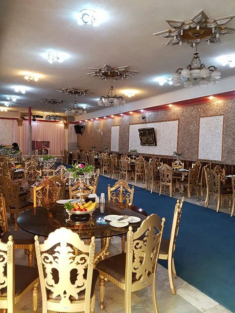 مجموعه تالارهای پذیرایی ستاره ری ارائه دهنده خدمات ویژه مراسمات ختم