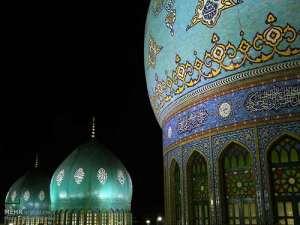 مساجد تهران