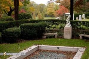 قبرستان عجیب دنیا