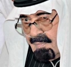 ملک عبدالله درگذشت