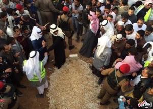 قبر ملک عبدالله