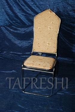 کرایه صندلی پشت بلند ظروف کرایه