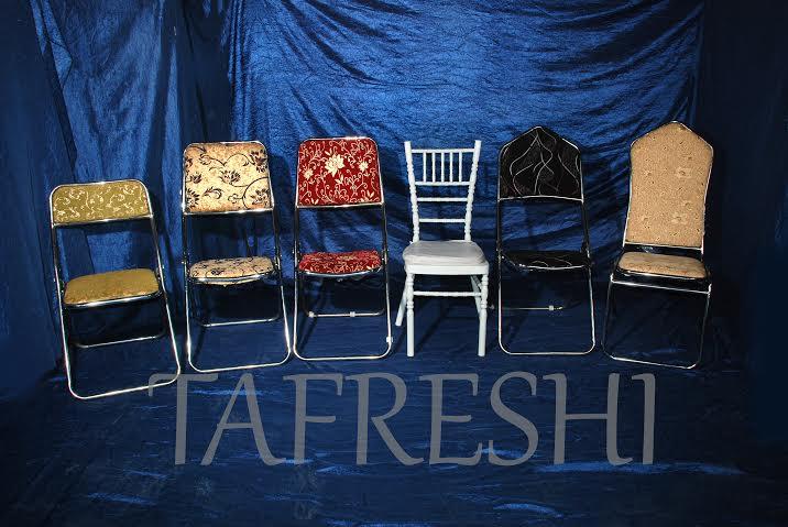 نمونه صندلی تشریفات تفرشی