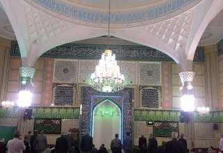 مسجد امام علی واقع در میدان پونک