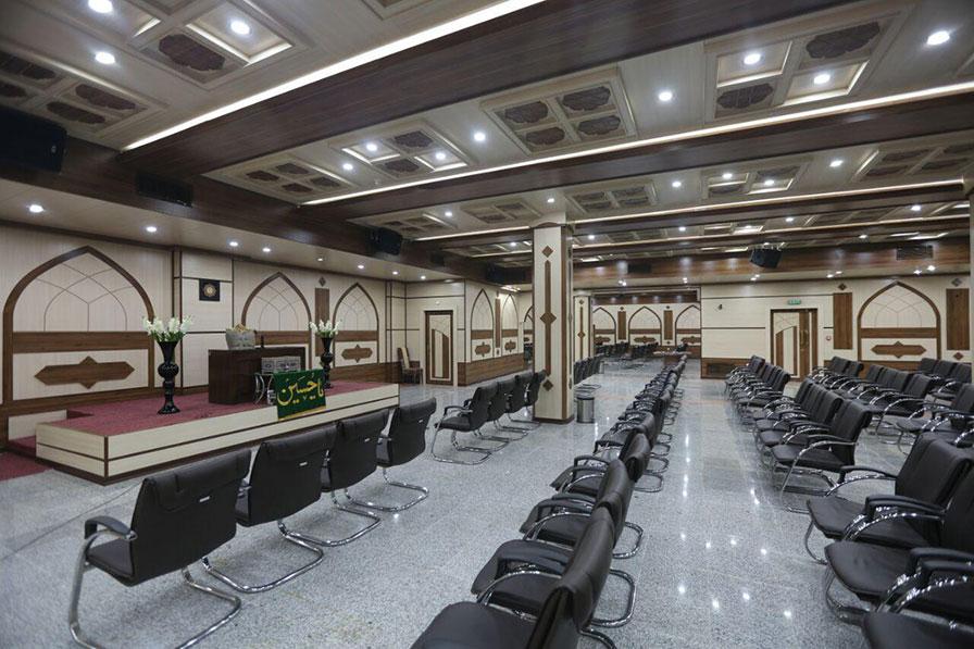 مسجد امام جعفر صادق واقع در سید خندان
