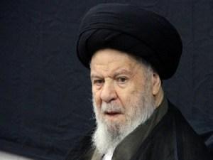 حضرت آیت الله سید عبدالکریم موسوی اردبیلی درگذشت