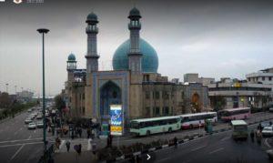 مسجد الرسول میدان کاج سعادت آباد تهران