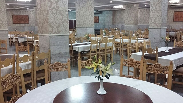 تالار پذیرایی نیایش وابسته به مسجدالرسول سعادت آباد