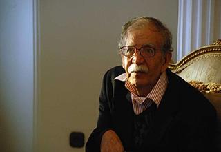 علی اشرف درویشیان نوسنده ایرانی