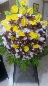 پایه گل ختم موسسه خیریه مهر گستر
