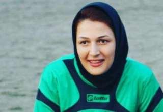 آتنا محمدی دروازه بان تیم فوتبال بانوان ملوان درگذشت.