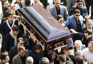 تشییع جنازه