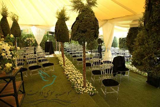 اجاره چمن مصنوعی جهت برگزاری مراسم ختم در بهشت زهرا تهران