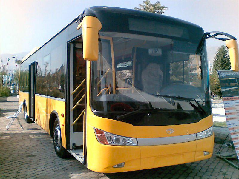 اجاره اتوبوس واحد گشت (کرایه اتوبوس بهشت زهرا)
