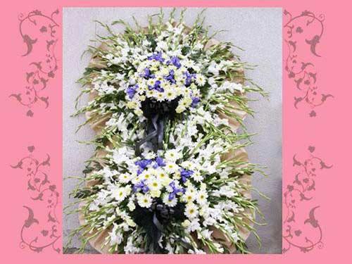تاج گل مراسم ترحیم و ختم