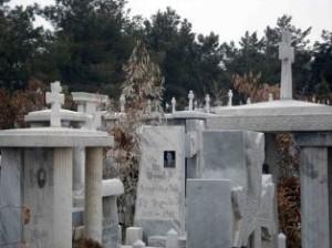 سنگ قبر مسیحیان