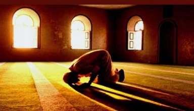 نماز لیله الدفن