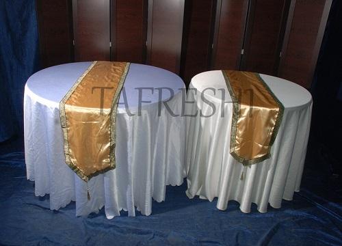میز پذیرایی ظروف کرایه