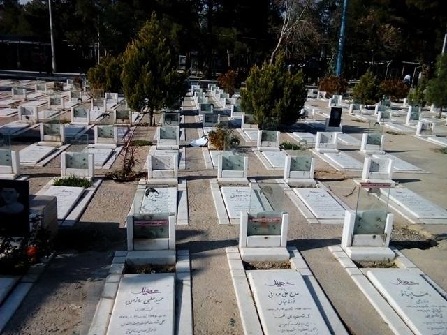 قیمت قبر در بهشت زهرا