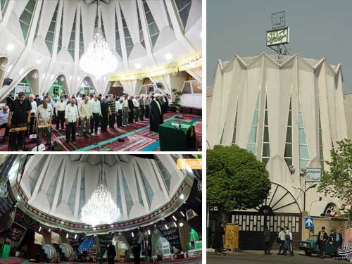 تلفن مسجد الجواد برگزاری مراسم ختم