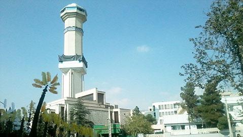 Image result for مسجد نظام مافی