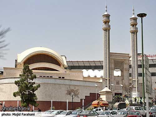 مسجد جامع شهرک غرب جهت رزرو مسجد