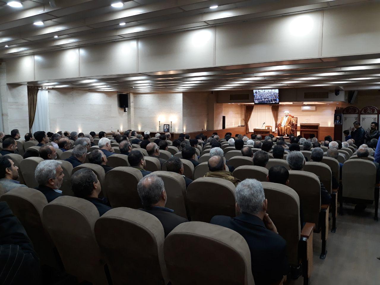 مسجد نظام مافی جهت برگزاری مراسم ختم