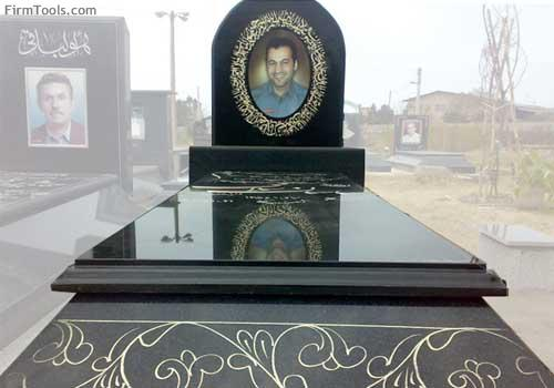 طرح سنگ قبر : سنگ قبر برزیلی بازار سنگ قبر فروشان