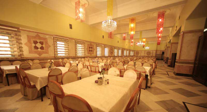 مجموعه پذیرایی آفتاب : تالار پذیرایی آفتاب ، هتل آفتاب و رستوران آفتاب