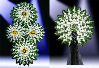 تاج گل مصنوعی