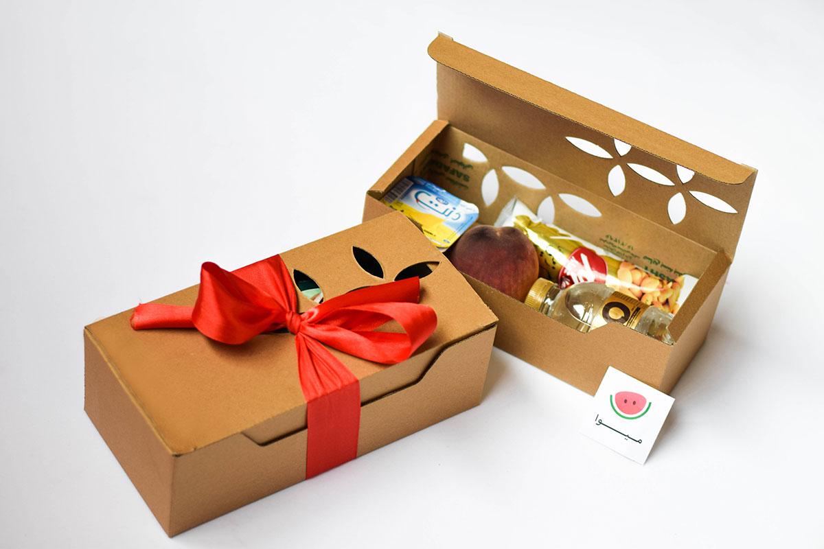 پک میوه میوا و بسته های پذیرایی میوا برای مراسم مختلف