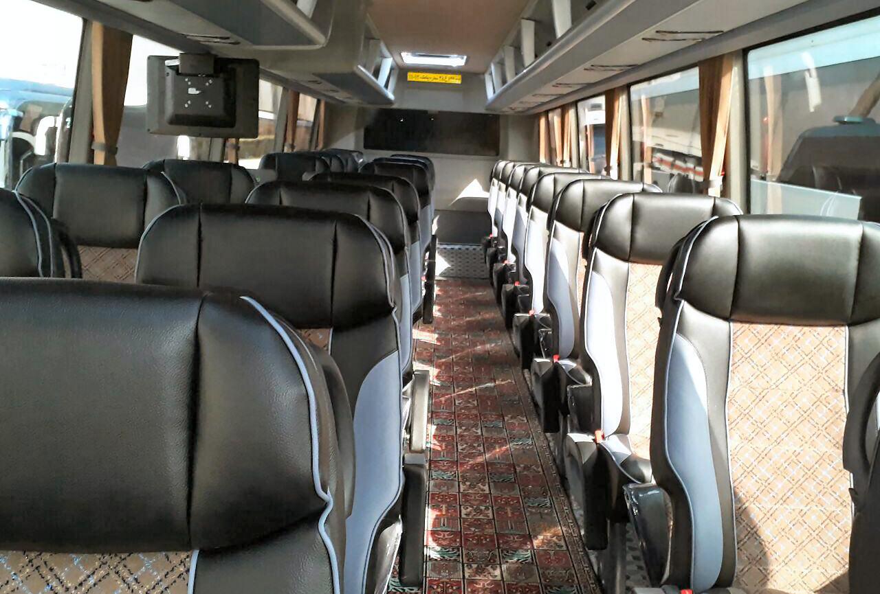 اجاره اتوبوس وی آی پی بهشت زهرا