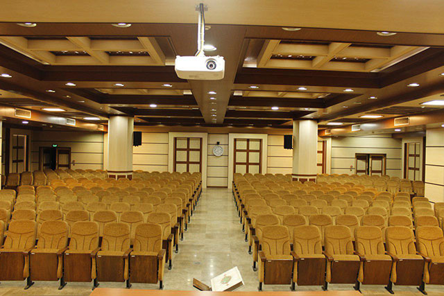 مسجد جامع آل یاسین جهت برگزاری مراسم ختم و ترحیم