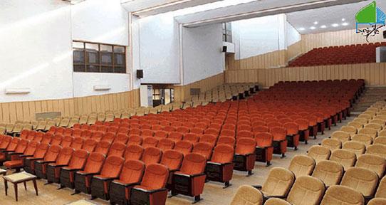 سالن 700 نفری مسجد و کانون توحید