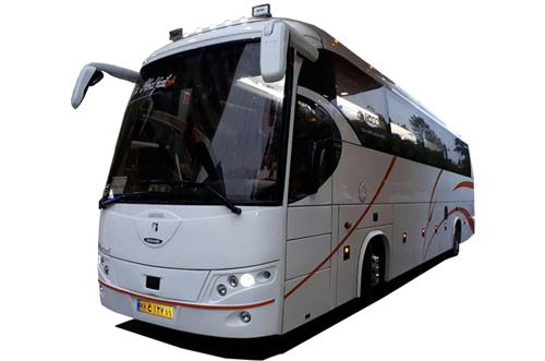 اجاره اتوبوس وی ای پی اسکانیا مارال