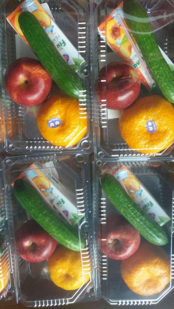 پک میوه پذیرایی