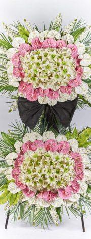 تاج گل خیریه محک