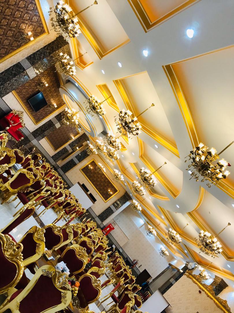 تالار پذیرایی فردوس طلایی مناسب برگزاری مراسم ترحیم