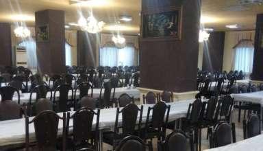 تالار پذیرایی فردوس برین واقع در بهشت زهرا