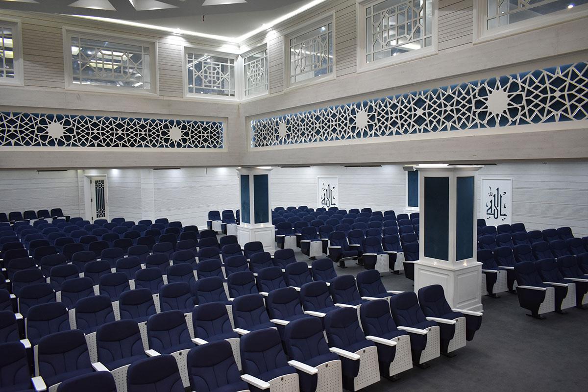 سالن های مسجد جامع امام الهادی (ع)