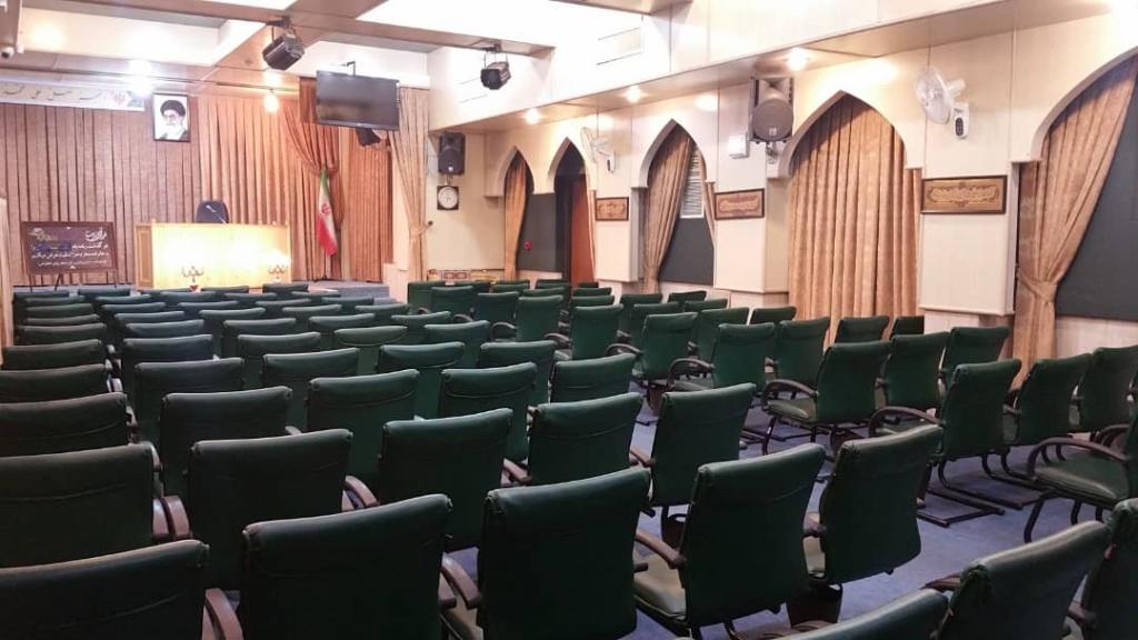 رزرو مسجد پیامبر اعظم منطقه سعادت آباد جهت برگزاری مراسم ختم
