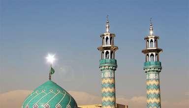 مسجدجامع وحسینیه ی حضرت قاسم بن الحسن (علیهماالسلام )