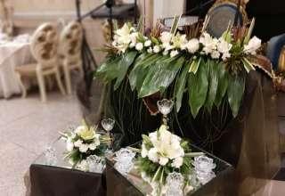 تالار قصر گل ها مناسب برگزاری مراسم ختم و شادی