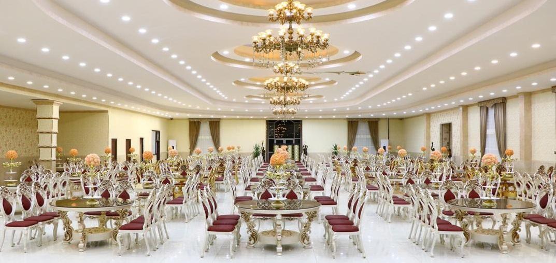 باغ تالار شمس العماره مناسب برگزاری مراسم ترحیم و ختم