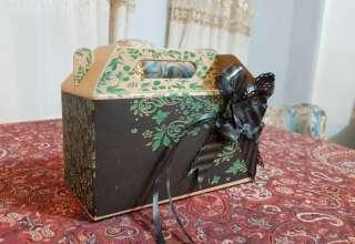 جعبه پذیرایی پک میوه