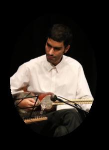 مهندس نیما کبیر – نوازنده تار