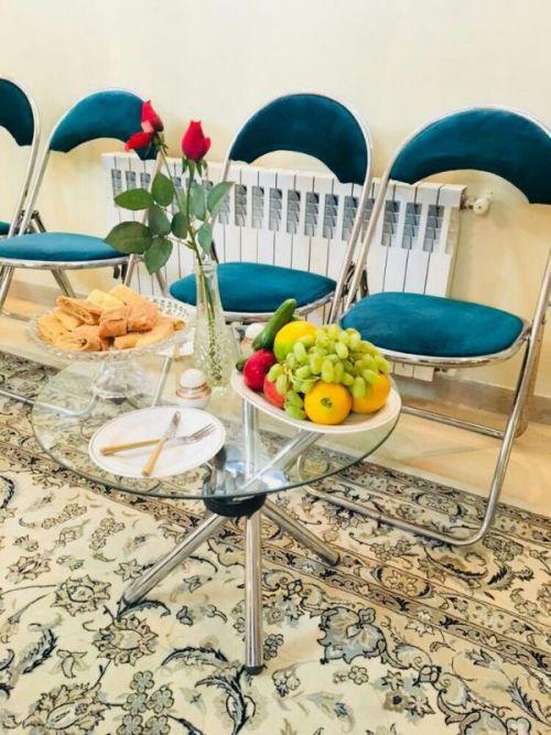کرایه میز و صندلی مراسم در کرج