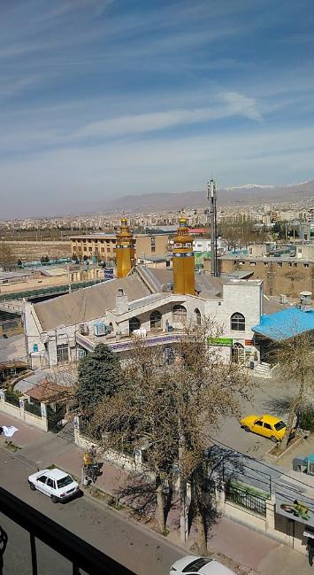 رزرو مسجد حجت بن الحسن (عج) کرج - جهت برگزاری مراسم ترحیم